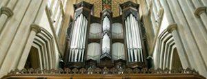 Bath Abbey Klais Organ