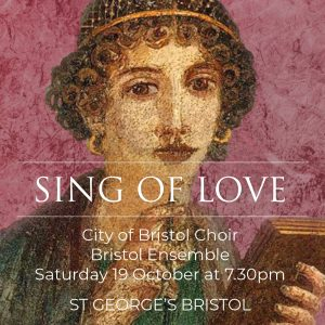 City of Bristol Choir - Sing of Love