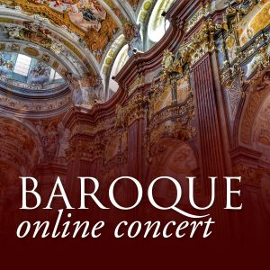 Online Baroque concert - 31 January 2021