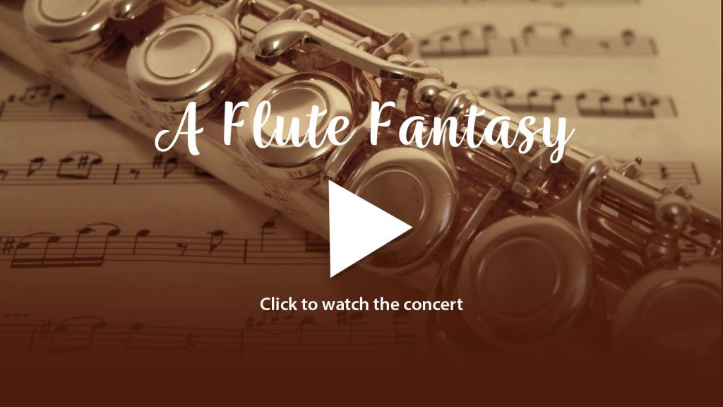 A Flute Fantasy - click to watch the concert